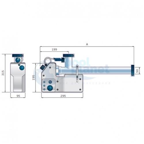 Теплообменники Astralpool Compact 12 КВт