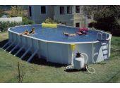 Сборный бассейн Atlantic Pool Гибралтар J-4000 (5.5х3.7х1.35) (комплект)