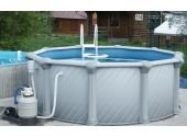 Сборный бассейн Atlantic Pool Гибралтар J-4000 (3.6х1.35) (комплект)
