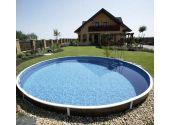 Сборный бассейн Azteck Standart круглый, диаметр 4,4 м, глубина 1,4 м (закапываемый)