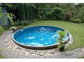 """Сборно-разборный бассейн круглый Mountfield """"DL """" диаметр 4,6 м, глубина 1,2м (GRE)"""