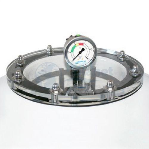 """Фильтровальная емкость Behncke Buhne диаметром 500 мм 1 1/2"""" (в комплекте с манометром)"""