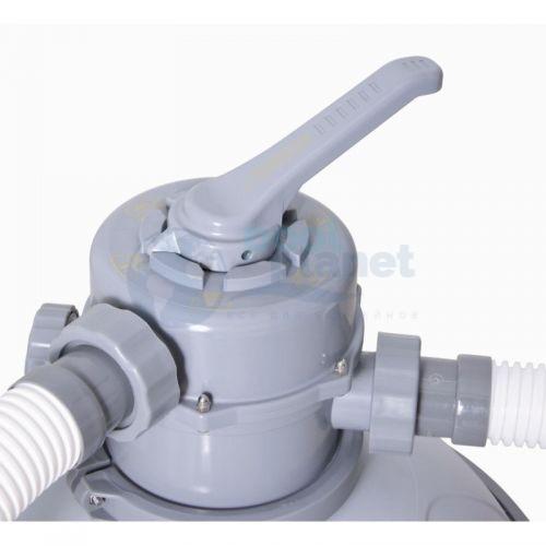 """Фильтровальная установка песочная Bestway """"Flowclear"""" 58404/58199 (5,6 м³/час)"""