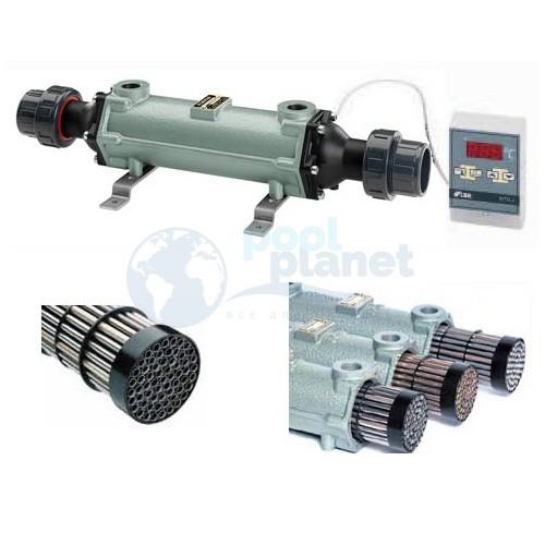 Теплообменник трубчатый Bowman 130 кВт, трубки из нержавеющая стали (5114-5S)