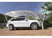 Павильон для автомобиля Idealcover Car Cover-B, 4 модуля. Цвет отделки профилей - антрацит