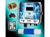 Ионизатор ClearWater RC-50 цифровой + ScaleBlaster, 1 пара электродов, частный бассейн до 230 м³
