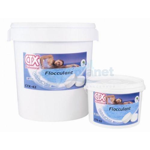 CTX-42 Флокулянт в таблетках 100 гр., 5 кг. /03119