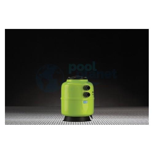 Фильтровальная емкость Descon Home Basic, d=920 мм, h=940 мм, с коллектором; подсоединение DN 50/63 мм