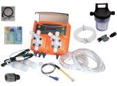 Автоматическая станция обработки воды Cl, pH Micromaster WPHRHD (комплект)