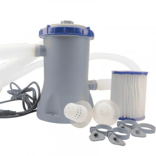 Картриджная фильтрационная установка Bestway 58383/58148 (2 м³/час)