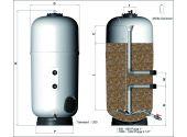 """Песчаный фильтр Astralpool Arctic Plus (высота фильтрующего слоя 1,2 м). Диаметр 650 мм, 1 1/2"""""""