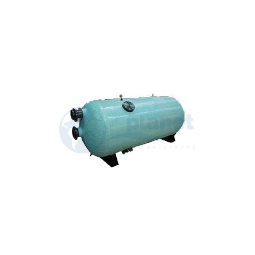 Фильтры Astralpool Rodas (Макс раб. давл. 2,5 кг/см², фильтрующ слой 0,8 м). Диаметр 1400 мм, длина 2500 мм, патрубок 110 мм