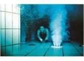 Закладной элемент подачи для донного гидромассажа 90° (плитка/мозаика, пленка) Fluvo