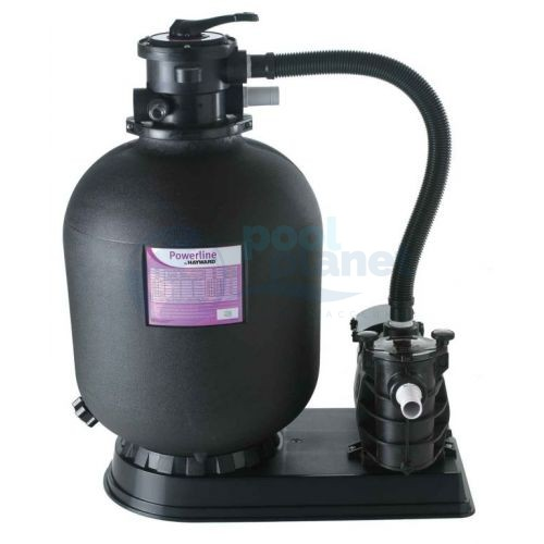 Фильтровальная установка Hayward PWL, диаметр 511 мм, 10 м3/ч (верхнее подключение)