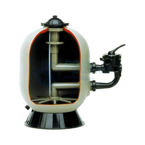 Фильтр песочный Hayward 22 м3/ч Pro Side с боковым подсоед. (S0310SXE)