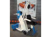 Универсальный подъёмник для инвалидов Hexagone Uni-Kart для использования в бассейне, 1200х800х1400 мм