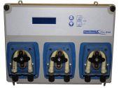 Станция Seko Pool Basic контроля и дозирования по pH, кислороду (Ox), флокулянта