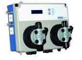 Системы контроля pH и редокс-потенциала Seko Kontrol Invikta Double pH-Mv 5 л/ч - 5 бар, измерения pH в пределах 0÷14. Без установочного комплекта.