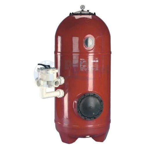 "Фильтр Kripsol San Sebastian SSB760.C (18 м³/час, 760 мм, 675 кг, боковое подключение, 2"")"
