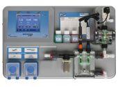 """Система измерения и регулирования Cl, PH, Rx """"OSF WaterFriend exclusiv MRD-3"""" с двумя дозировочными насосами"""