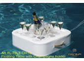 Плавающий стол / Поднос малый. Ширина - 40 см, длина - 40 см