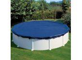 Зимнее покрывало CIPR551 для круглых бассейнов GRE 6.4 м (d 640 см)