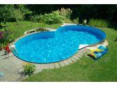 """Сборный бассейн Summer Fun Exklusiv в форме """"8"""" 120х525х320 см"""