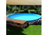 Сборный бассейн Summer Fun Exklusiv круглый 120x350 см