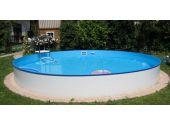 Сборный бассейн Summer Fun Exklusiv овальный 120х500х300 см