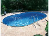 Сборный бассейн Summer Fun Exklusiv овальный 120х700х350 см