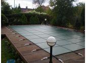 Зимнее покрытие для круглых бассейнов Summer Fun Exklusiv на шнурке, диаметр 3,5 м