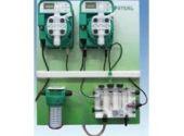 Контроллер рН и свободного хлора Steiel PNL EF162 pH + EF163 CL