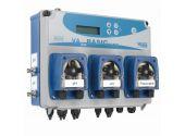 Дозирующая станция VagnerPool DOS Basic Floc в комплекте с насосами, измеряет рН, ORP, Floculant