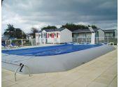 Надувной бассейн Zodiac Original Hippo 65 прямоугольный, 7,7х11,8 м, глубина 1,2 м
