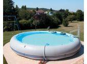 Надувной бассейн Zodiac Original Winky 5 / 105 круглый, диаметр 6,3 м, глубина 1,05 м