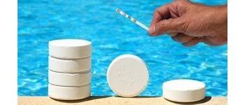 Как применять таблетки для дезинфекции бассейна?