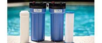 Разновидности фильтров для бассейна