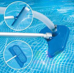 Пылесос для бассейна ручной