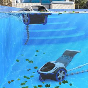 Робот пылесос для бассейна Hayward использование