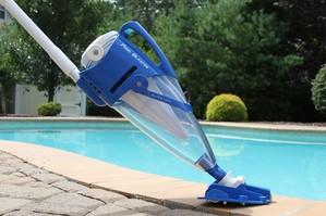 Ручной пылесос для бассейна автономный Pool Blaster Max