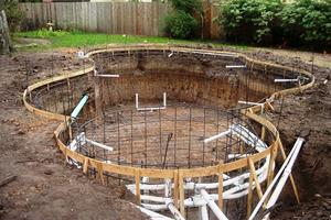 Что нужно знать перед началом строительства бассейна? Котлован