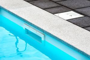 Как правильно выбрать скиммер для бассейна? Скиммер встроенный