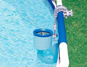Как правильно выбрать скиммер для бассейна? Скиммер накладной