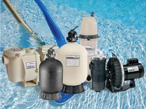 Каким бывает оборудование для бассейнов, насосы, фильтры