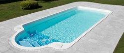 Пластиковый бассейн из полипропилена