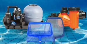 Выбираем оборудование для замены в бассейне