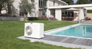 Обогреватель для бассейна тепловой насос